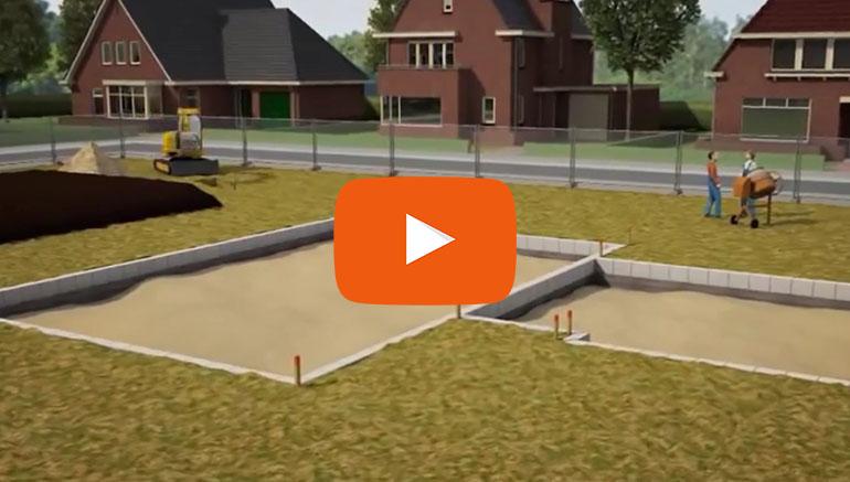 Huis bouwen for Koivijver bouwen stap voor stap
