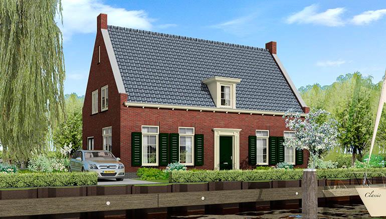 Klassieke bouwstijl