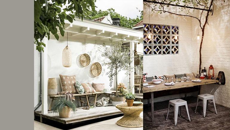 Tuinfeest zitplaatsen