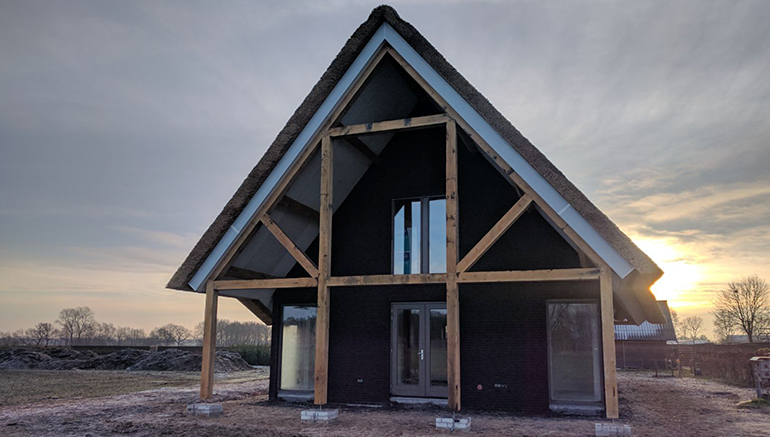 Schuurwoningen de trend van 2017 huis bouwen - Interieur van een veranda ...