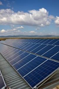 Energiezuinigheid: Zon geeft energie