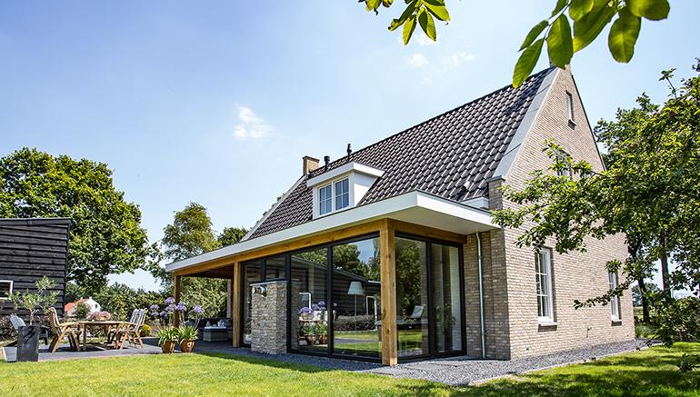 SelektHuis, bouwbedrijf, bouwen, eigen huis, bouwstijl, traditioneel bouwen