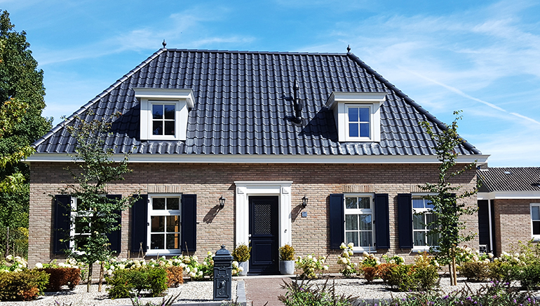 notariswoning klassiek en tijdloos karakter huis bouwen