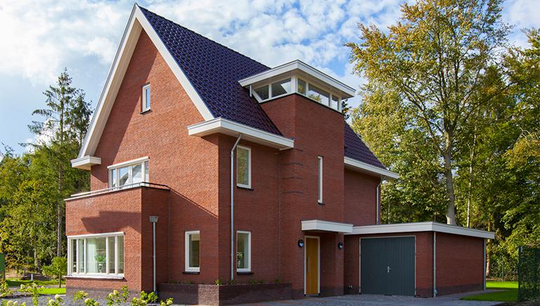 Blog Jaren '30 Architectuur, vrijstaand wonen, huis bouwen, woning bouwen