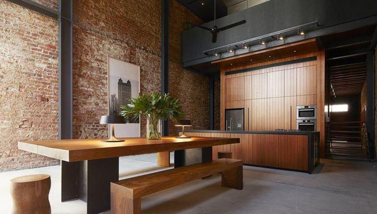 Keuken Plattegrond Open : Open woonruimte: woonkeuken en woonkamer gecombineerd?