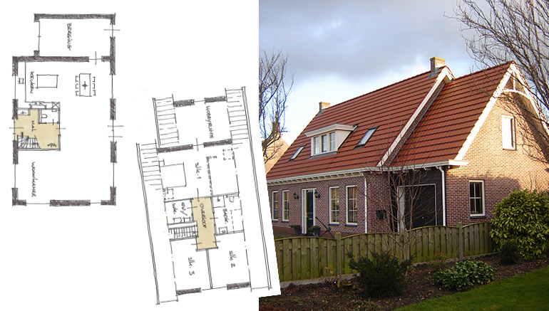 huis bouwen, selekthuis, woningtype